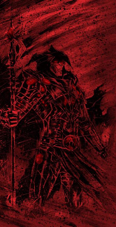 Black Suit of Death